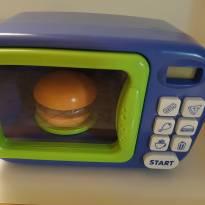 Forno Microondas de brinquedo -  - Importada