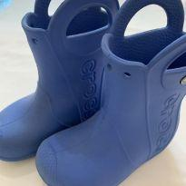 Bota Infantil Crocs Handle it Rain - 27 - Crocs
