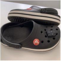 Crocs Crocband Preta - original - 28 - Crocs