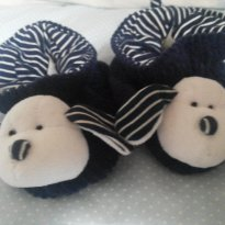 Pantufa Zip Toys Baby Cachorro - para o inverno! - Sem faixa etaria - Zip Toys