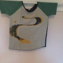 Camiseta - 8 anos - Green