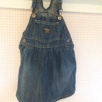 Jardineira Jeans - 2 anos - OshKosh