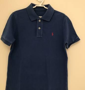 Camiseta Pólo - 6 anos - Tommy Hilfiger