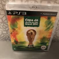 Jogo Copa do Mundo Fifa 2014 PS3 - Sem faixa etaria - Não informada