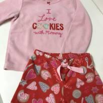 Pijama - 3 anos - Carter`s