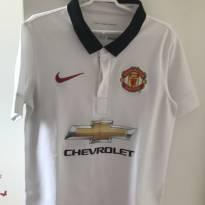 Camisa Futebol Manchester United - 10 anos - Nike