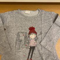 Camiseta Manga longa