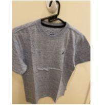 Camiseta - 10 anos - Nautica