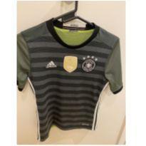 Camisa Alemanha - 10 anos - Adidas