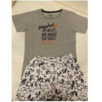 Pijama - 12 anos - Sem marca