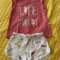 Pijama Calor - 4 anos - Hering Kids