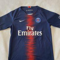 Camisa de time - 12 anos - Nike