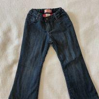 Calça Jeans Forrada - 5 anos - Old Navy