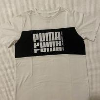Camiseta - 12 anos - Puma