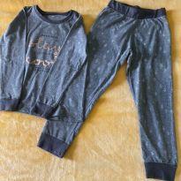 Pijama - 6 anos - Cor com Amor