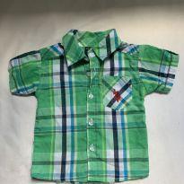 Camisa Importada U.S. Polo Assn. - 6 a 9 meses - US Polo Assn