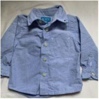 Camisa Importada The Children'a Place - 6 a 9 meses - The Children`s Place
