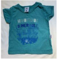 Camiseta Hering - 3 a 6 meses - Hering Kids