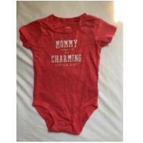 Body Importado Carter's - 9 meses - Carter`s