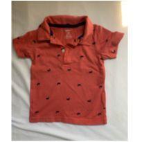 Camiseta Importada Carter's - 18 meses - Carter`s