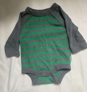 Body importado Baby Gap - 0 a 3 meses - Baby Gap