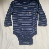 Body importado Baby Gap - 3 a 6 meses - Baby Gap
