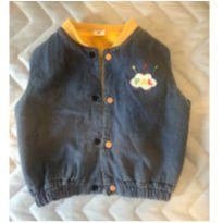 Colete Jeans forrado Baby Wear - 2 anos - Marca não registrada