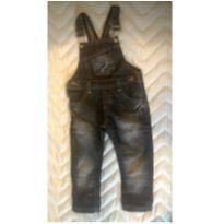 Jardineira Ak Jeans - 1 ano - AK Jeans