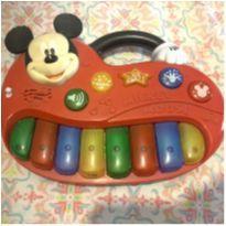 Piano Mickey Disney Importado -  - Disney