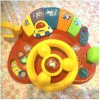 Brinquedo importado VTech Vire e aprenda driver, vermelho -  - Vtech