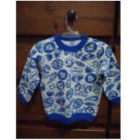Blusão Tigor - 6 a 9 meses - Tigor Baby