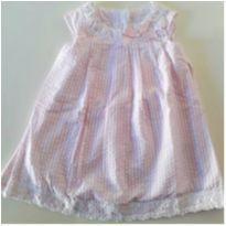 Vestido Lindo Importado (NOVO) - 6 a 9 meses - Savannah