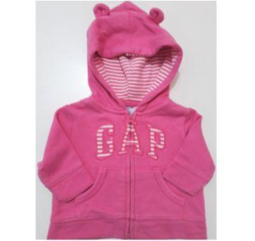 Blusa de Moletom Importada I DESAPEGO - 0 a 3 meses - Baby Gap