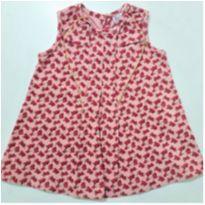 Vestido Florido I DESAPEGO - 9 a 12 meses - Teddy Boom