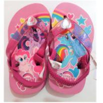 Chinelo Importado I NOVO - 21 - My Little Pony