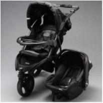 Carrinho Infanti + Bebê Conforto -  - Infanti