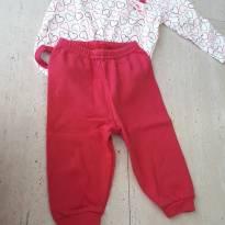 Body com calça - 3 a 6 meses - Tilly Baby