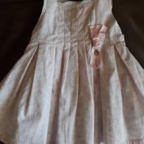 Vestido estampado Dolce Lily - 9 a 12 meses - Dolce Lily