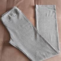 Legging cinza Get Over - GG - 48 em diante - Não informada