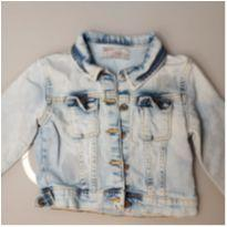 Jaqueta jeans 12 a 18 meses - 12 a 18 meses - Baby Denim Collection e Renner