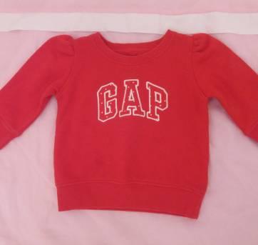 Moleton GAP - 6 a 9 meses - GAP