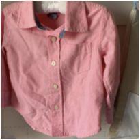 Camisa baby gap - 12 a 18 meses - Baby Gap
