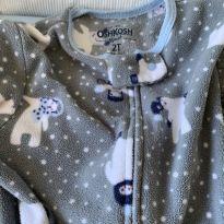 Pijama soft urso polar - 2 anos - OshKosh