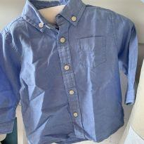 Camisa tommy Hilfiger - 1 ano - Tommy Hilfiger