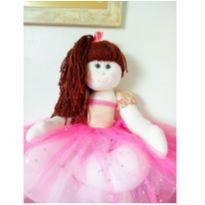 Boneca bailarina -  - Não informada