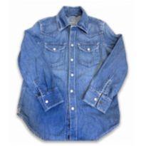 Camisa Jeans GAP - 7 anos - Gap Kids