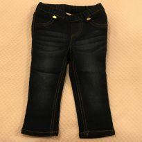 Calça jeans Lilica Ripilica - tam 6m - 3 a 6 meses - Lilica Ripilica Baby e Lilica Ripilica