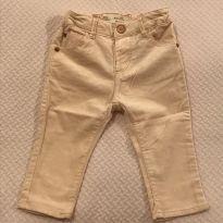 Calça de veludo Zara Baby - tam 6m - 3 a 6 meses - Zara e Zara Baby