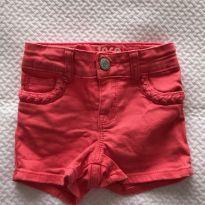 Short jeans Baby Gap - tam 9m - 9 meses - Baby Gap