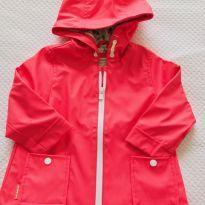 Jaqueta / Capa de chuva Zara Baby Girl - tam 12/18m - 12 a 18 meses - Zara Baby